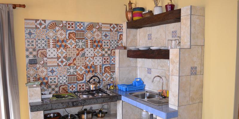 Bonito Muebles De Cocina Cabaña De Playa Componente - Ideas de ...